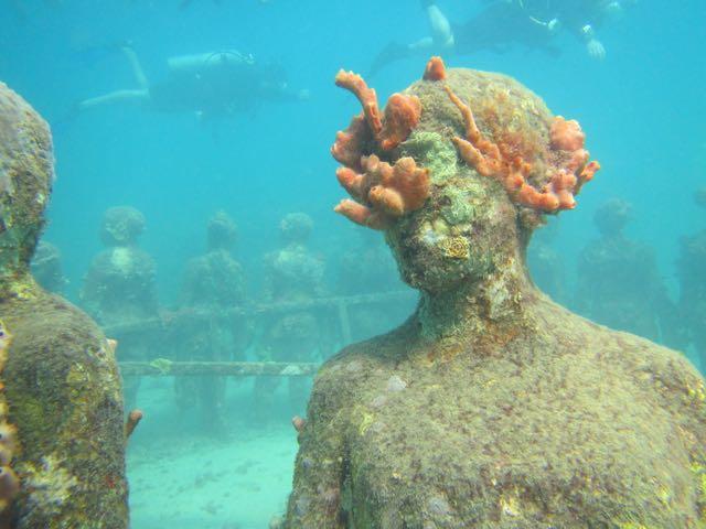 Moilinere Bay, Grenada : Jason DeCaires Taylor : alternative view blog : altny.com