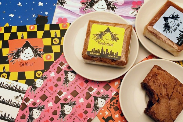 Fat Witch Bakery : bringing the fun and delicious brand personality to life beyond the bakery