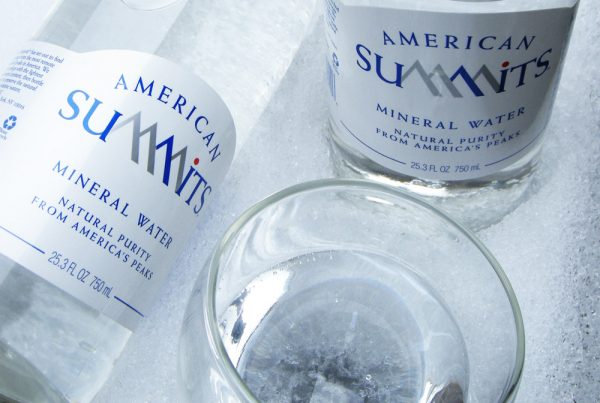 American Summits : brand identity and packaging that is so fresh and so pure