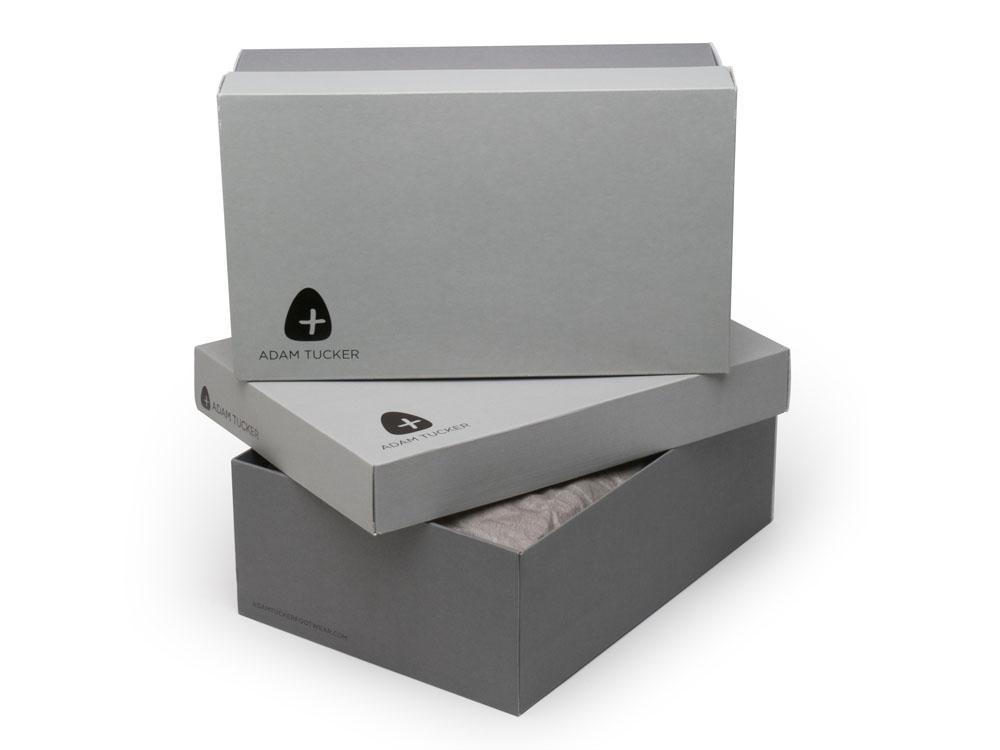 Adam Tucker Box Packaging