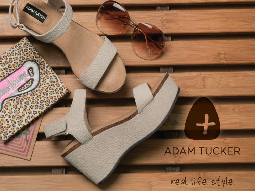 Adam Tucker branding Image