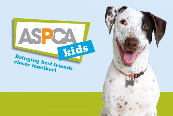 ASPCA Kids : integrated communication marketing that brings best friends closer together