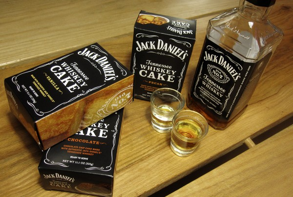 Jack Daniel's : packaging designed as an extension to the iconic and beloved whiskey flavor