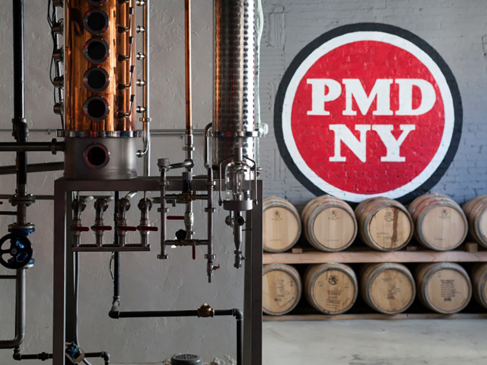 Port Morris Distillery : branding and package design that is crafted to perfection