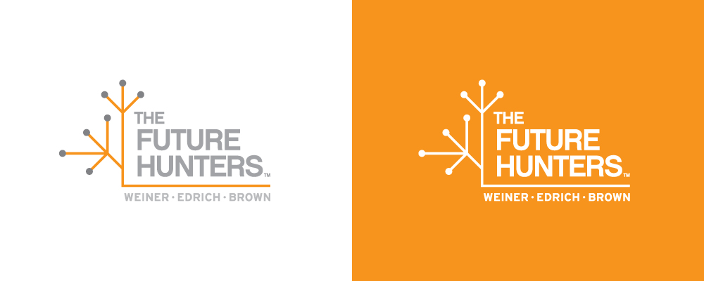 identity/logo | The Future Hunters