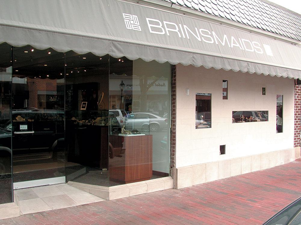 Brinsmaids Fine Jewelers, New Caanan, CT