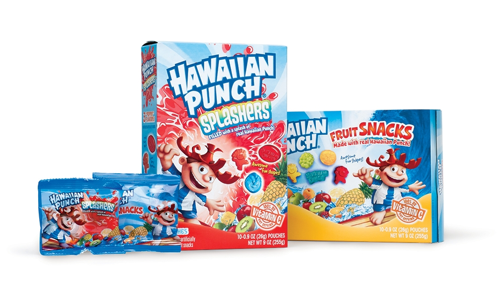 Hawaiian Punch Fruit Snacks