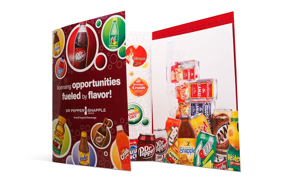 Keurig Dr Pepper press materials