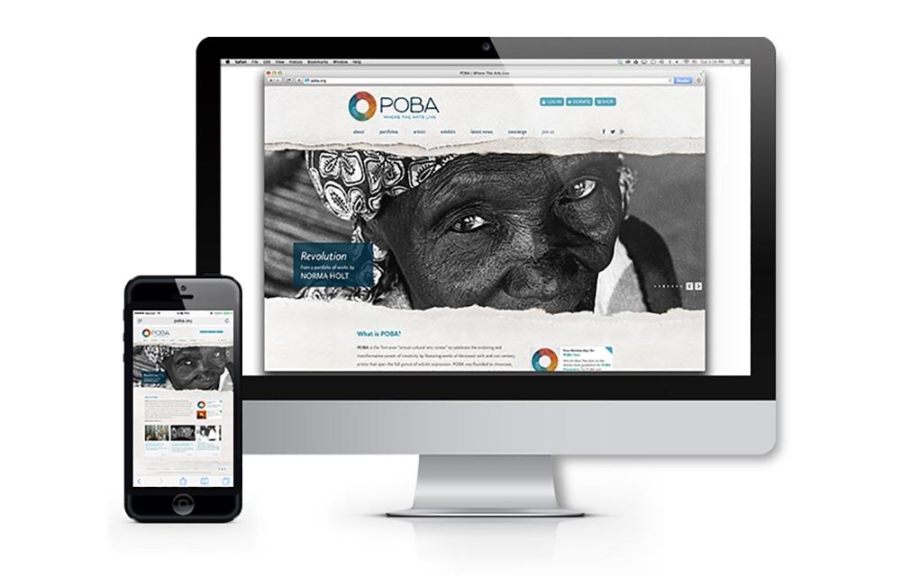 POBA homepage