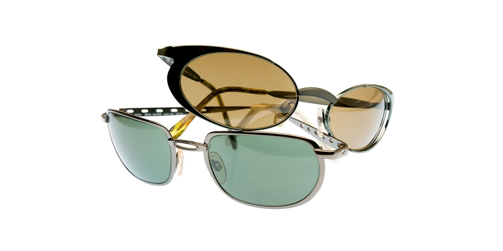 sunglasses product line for Mossimo Optic