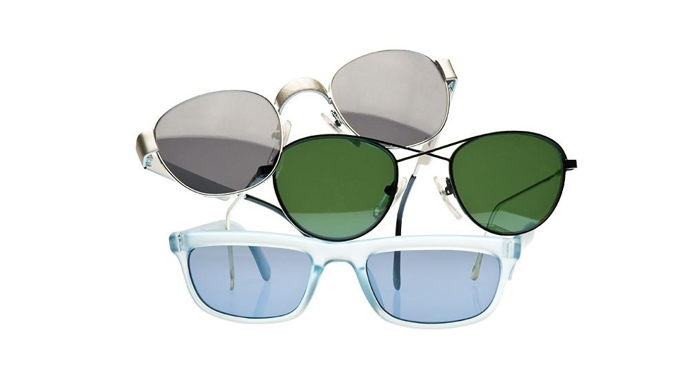 sunglasses product line for X•isle