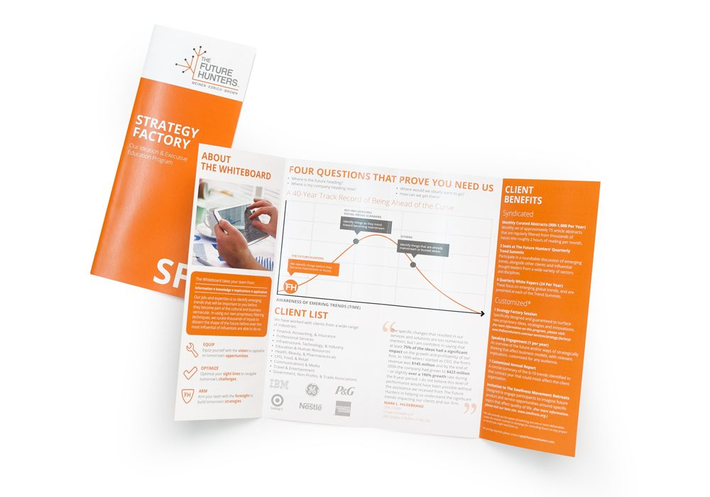 strategy factory brochure