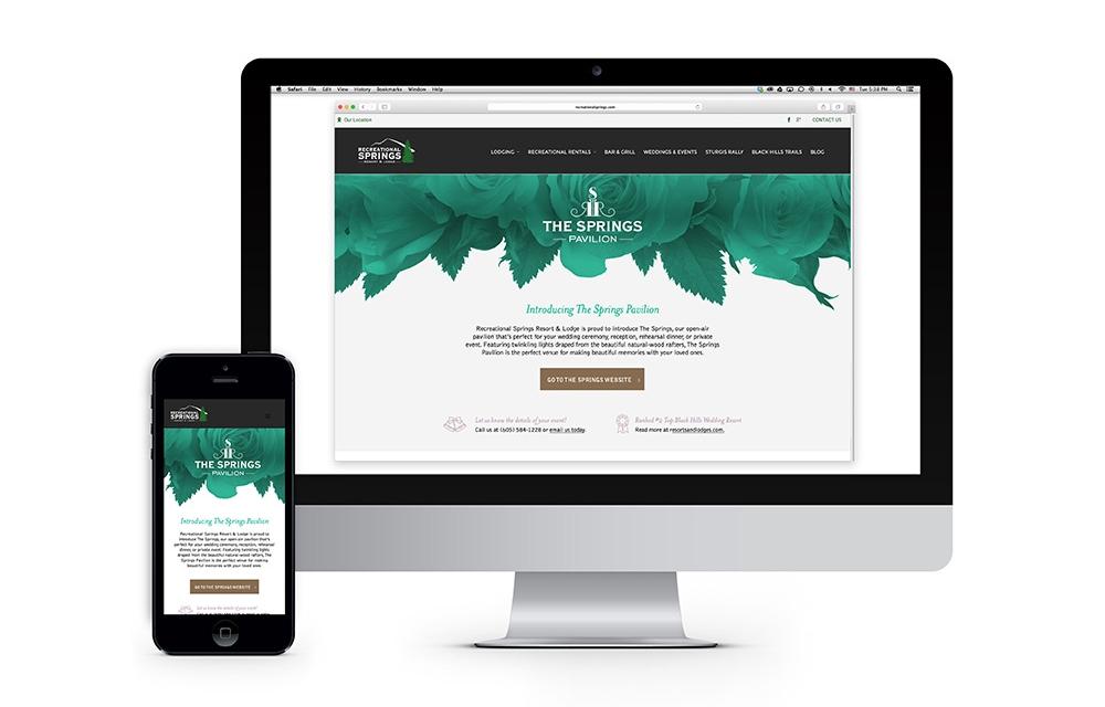 Proposed website design