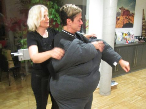 Simulated Weight Gain : Experiential Product Development and Innovation Testing
