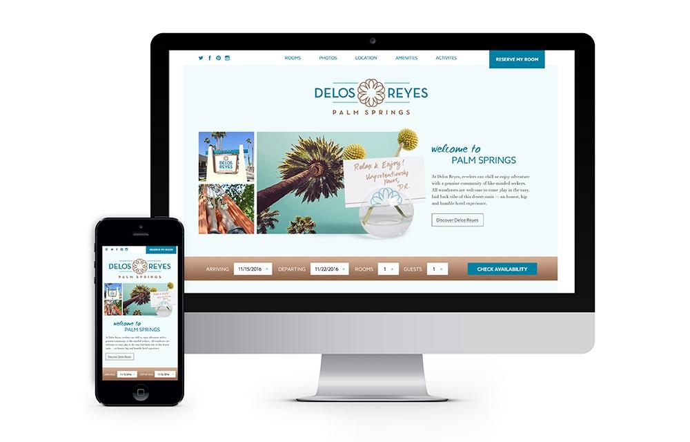 Delos Reyes Website