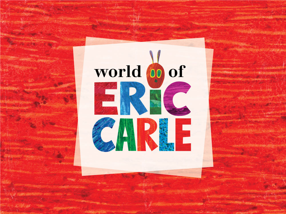 Eric Carle : branding evolution that fosters a child's natural creativity and hunger for learning